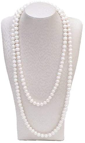BeautyMood 2 Pcs Pearl Necklace