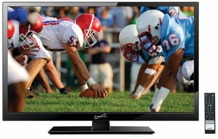 "Supersonic SC-1911 19"" Widescreen LED HDTV"