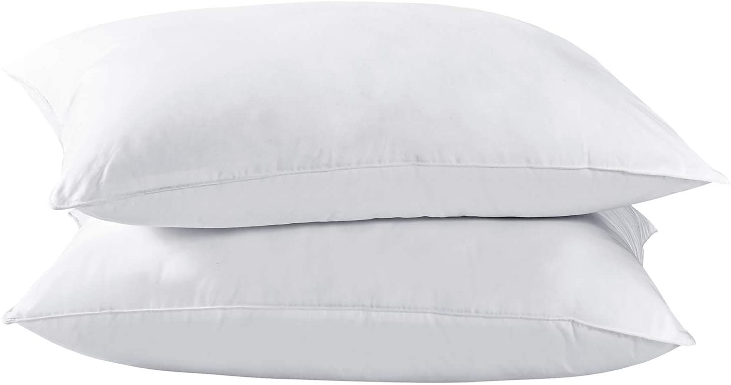 DREAMHOOD Down and Feather Pillows