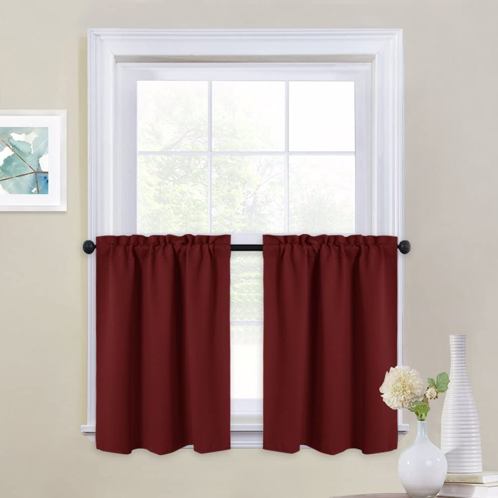 NICETOWN Valances