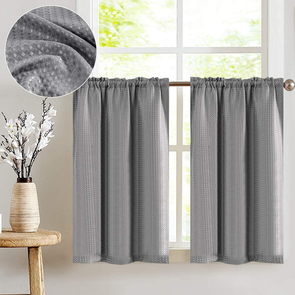 Jinchan Tier Curtains