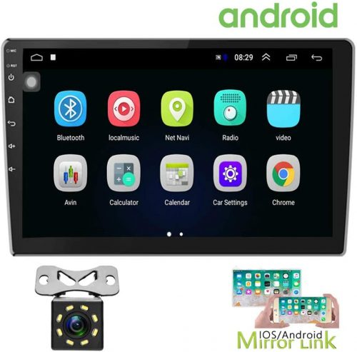 HIKITY Android Car Stereo with GPS