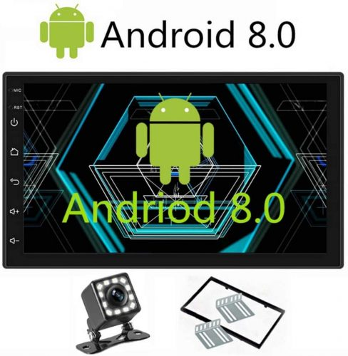 CarThree Android Double Din Car Stereo