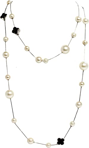 Fashion Jewelry Bridal and Chic Long Imitation Pearl