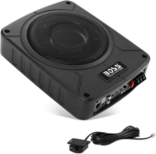 BOSS Audio System Amplified Car Subwoofer