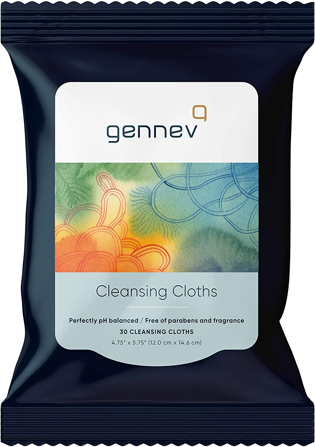 genneve Cleansing Cloths Feminine Wipes for Women