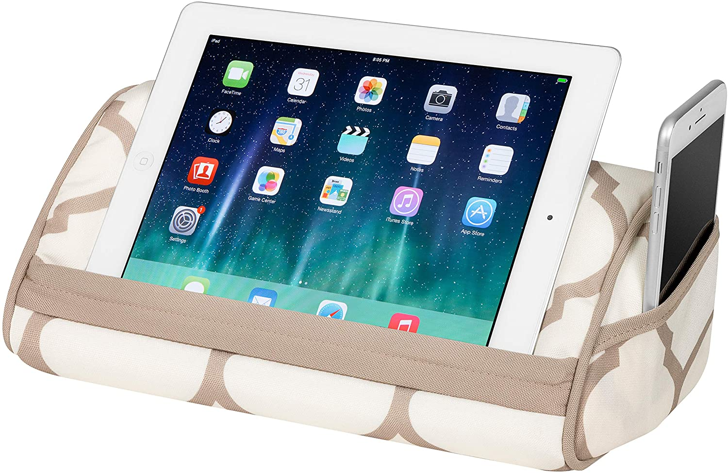 Designer Tablet Pillow Stand