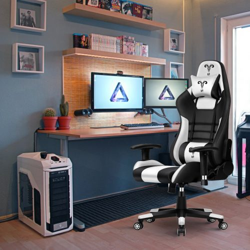 How do gaming chairs work