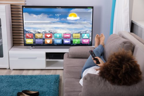 What should you do to prevent your TV from overheating?
