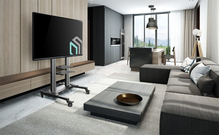Portable TV Stands Vs. Wall-Mounted TVs