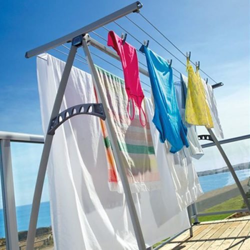 Tips to properly dry clothes on a drying rack