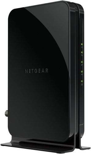 NETGEAR Cable Modem CM500 - AT&T Approved DSL Modems