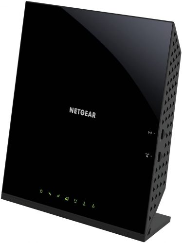 NETGEAR Cable Modem WiFi Router Combo C6250 - AT&T Approved DSL Modems