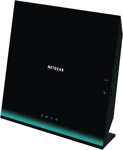 NETGEAR AC1200 Dual Band Wi-Fi Router - AT&T Approved DSL Modems