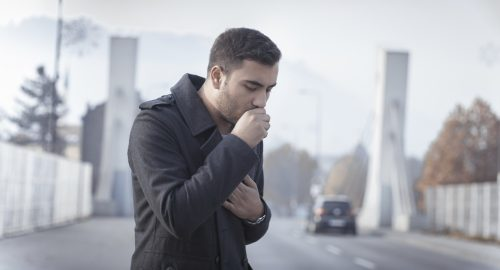 Why do you cough a lot but not sick?