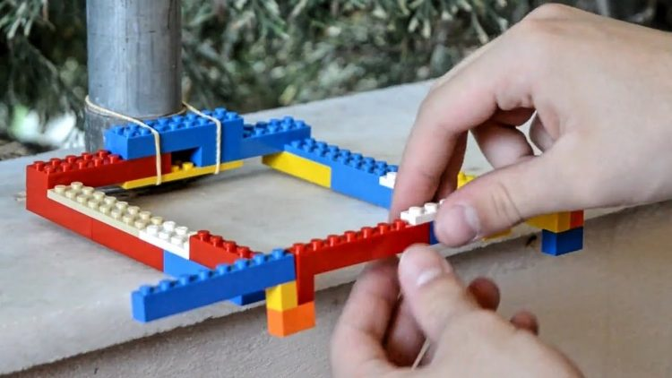 What can I build with lego?  | lego table withstorage