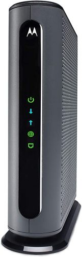 MOTOROLA 24x8 Cable Modem - AT&T Approved DSL Modems