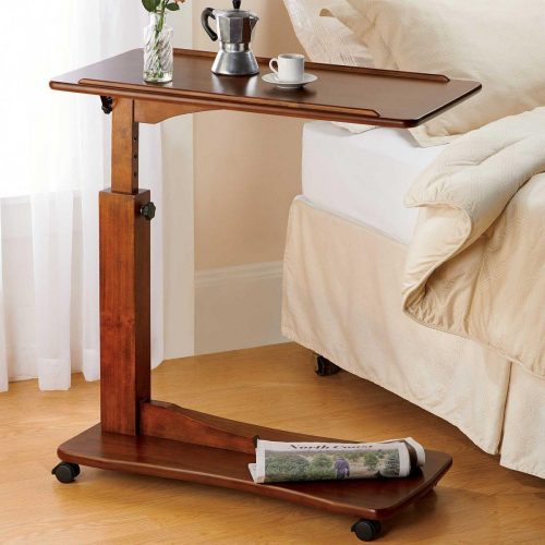 protect your wooden rolling table