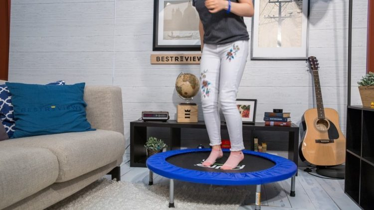 Benefits of rebounding- or why I have a trampoline in my bedroom