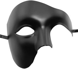 Coxeer Phantom of The Opera Mask