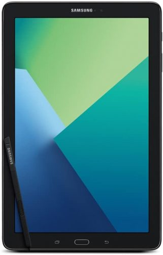 The Samsung Galaxy Tab A with S Pen