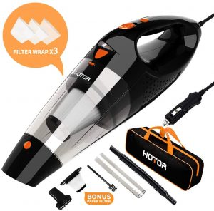 HOTOR Corded Car Vacuum Cleaner High Power