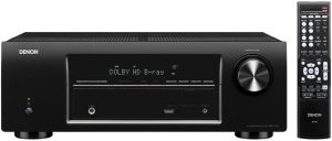 Denon AVR-1513 5.1 Home Theater AV Receiver