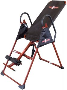 Body-Solid Inversion Therapy Table