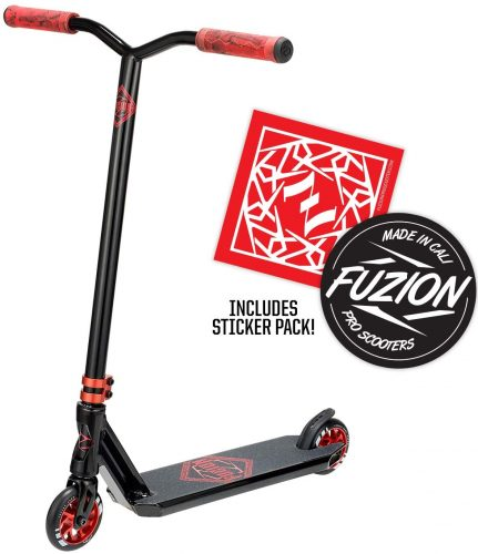 Fuzion Z300 Pro Scooter Complete Trick Scooter -Stunt Scooters for Kids 8 Years and Up, Teens and Adults – Durable, Freestyle Kick Scooter for Boys...