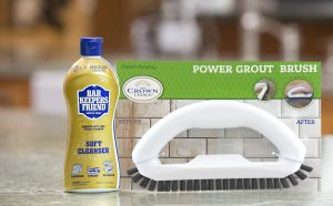 Bar Keepers Friend Shower Cleaner