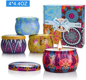 Yinuo Candle Scented Candle Set