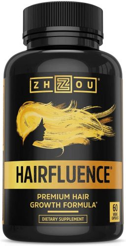 HAIRFLUENCE - Hair Growth Formula For Longer, Stronger, Healthier Hair - Scientifically Formulated with Biotin, Keratin, Bamboo & More! - For All Hair...