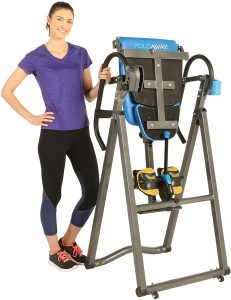 Exerpeutic Foldaway Mobile Inversion Table
