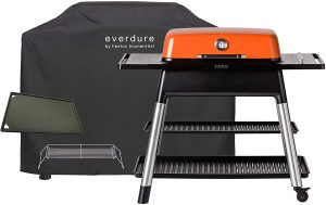 Everdure Furnace by Heston Blumenthal 3-Burner Liquid Portable Propane Gas Grill