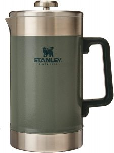 Stanley Unisex Green French Press Mug
