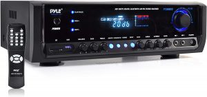 Home Theater Audio Stereo Sound Receiver