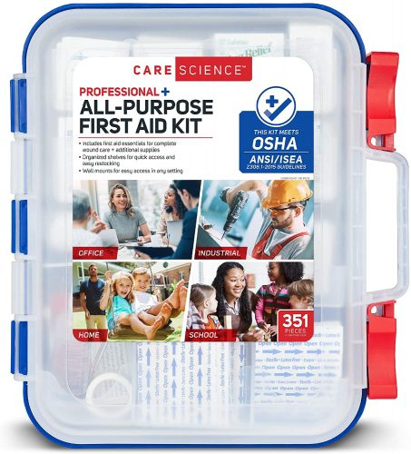 Care Science First Aid Kit Professional