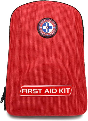Be Smart Get Prepared 125 Piece First Aid Kit