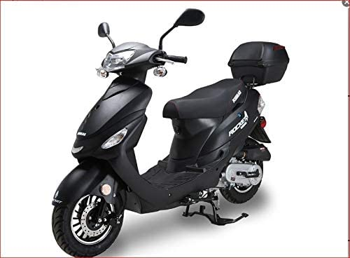 TAO 49cc street legal fully automatic scooter moped
