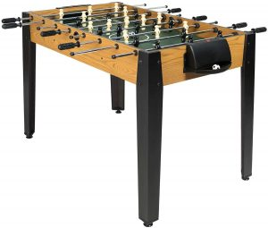 Giantex Foosball Table, Wooden Soccer Table Game