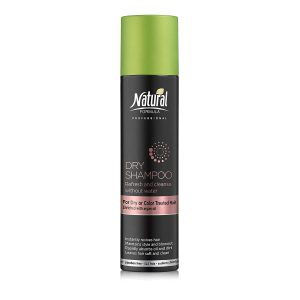 Natural Formula Dry Shampoo For Dry