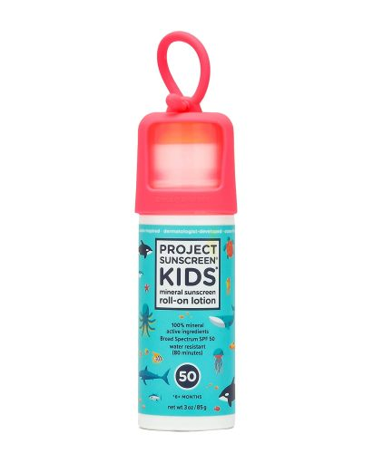Project Sunscreen Roll-On SPF 50 Sun Protection