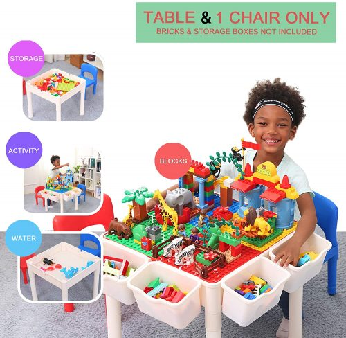 Bheddi Kids Table and Chair Set