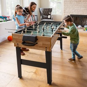 Best Choice Products 2x4ft 10-in-1 Combo Game Table