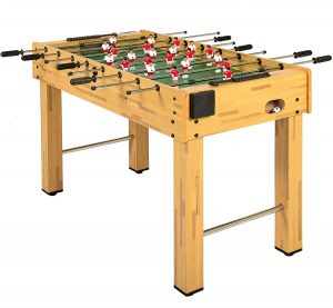 Best Choice Products 48in Competition Sized Soccer Foosball Table