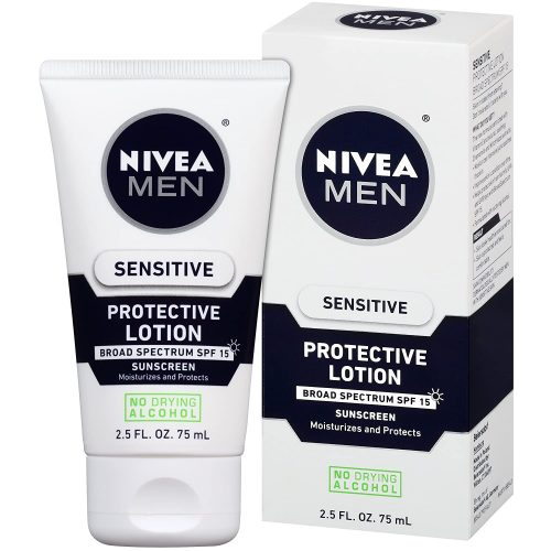 NIVEA Men Sensitive Protective Lotion