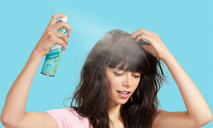 Dry Shampoo Spray