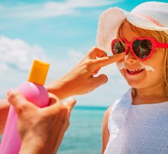sunscreen for kid