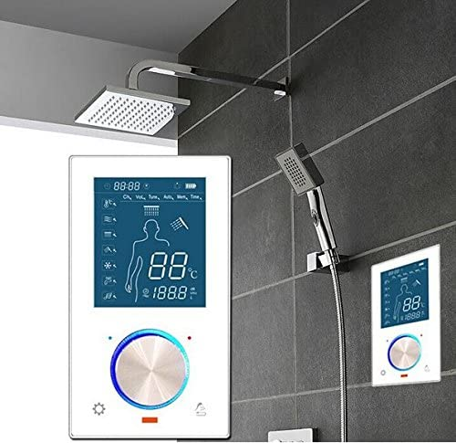 GOWE Digital Shower Control System