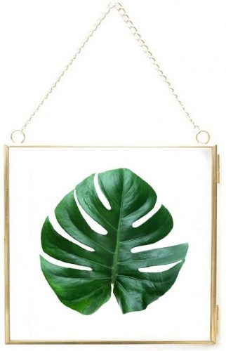 JUSTDOLIFE Hanging Photo Frame